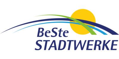 Logo der BeSte Stadtwerke