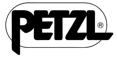 Logo der Firma Petzl