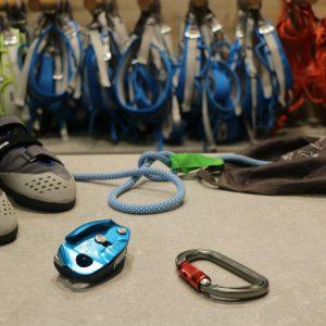 Kletterkurse ab sofort online!
