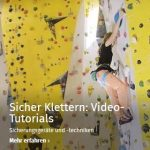 Sicher Klettern: Video-Tutorials