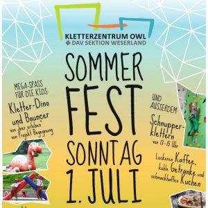 Sommerfest am 01.07.2018