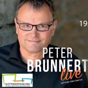 Peter Brunnert im Live Stream – 19.01.19, 19:30 Uhr