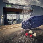 Regen-Öffnungszeiten